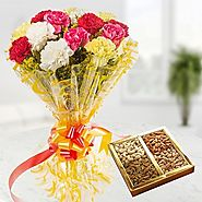 Send online flowers, cake and gifts to anywhere across Kolkata with mid night and same day delivery | cakeflora