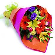 Send flowers, gifts and cakes to Delhi online with cakeflora.com