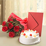 Send flowers, gifts and cakes to Noida online with cakeflora.com