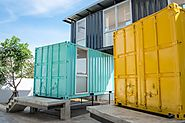 Exciting Ideas for Sustainable, Low-Cost Housing using Shipping Containers