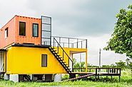 Help the Planet by Recycling Used Shipping Containers for Home Construction