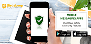 Mobile Messaging Apps - Must Have Safety & Security Features