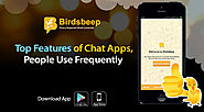 Top Features of Chat Apps, People Use Frequently