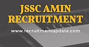 JSSC Amin Recruitment