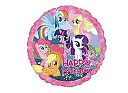 My Little Pony Foil Ballooon