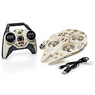 Air Hogs Star Wars Remote Control Millennium Falcon Quadcopter Review