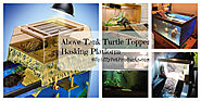 Website at http://www.spiffypetproducts.com/2015/04/turtle-topper-above-tank-basking.html