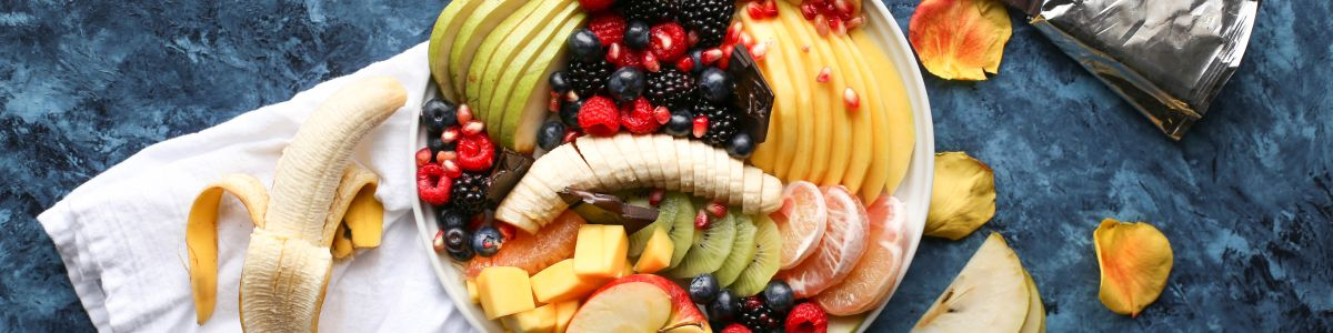 Headline for Fruits to eat everyday - stay healthy the natural way
