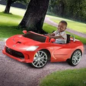 Viper 16-Volt Battery-Powered Ride-On