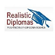 Real Uses of Fake Diplomas That You Can Make! by Realistic Diploma