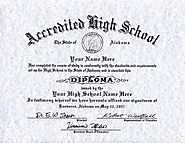 Fake High School Diploma | Realisticdiplomas.com