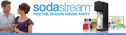 Headline for Sodastream Diet Flavors