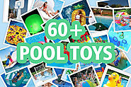 Best Swimming Pool Toys of 2017 – Ultimate Inspiration (60+ reviews!) | leisureRate.com