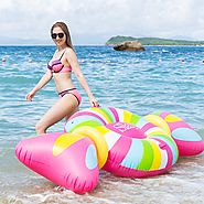 Giant Candy Inflatable Pool Float