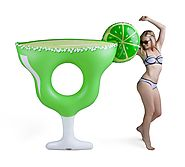 BigMouth Inc Giant Margarita Pool Float