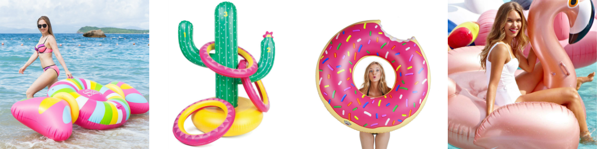 Headline for 10+ Must-Have Inflatable Pool Floats