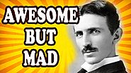 Top 10 Ideas that Prove Nikola Tesla was the Greatest Mad Scientist in History