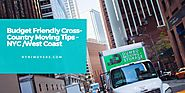 Cross Country Movers NYC
