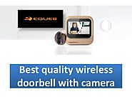 Best quality wireless doorbell with camera