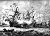 Spanish Armada Defeated 1588