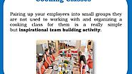 Inspirational Team Building Activities FusionTeamBuilding