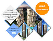 COMMONWEALTH TOWERS @ Queenstown MRT #Attractive % Promo$