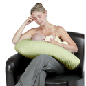 Jolly Jumper® Boomerang Shape Nursing Cushion