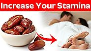 Amazing Benefits of DATES for Men