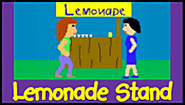 Lemonade Stand on PrimaryGames.com