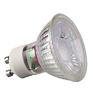 4W LED GU10 Warm White or Cool White