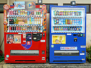 The Vending Machines!!