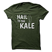 Hail To The Kale Tee!