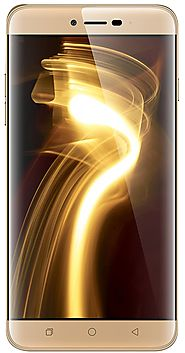 Coolpad Note 3S (Gold, 32GB) @ 9% Off