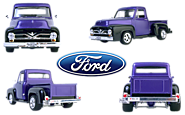 Ford Five Forces Analysis