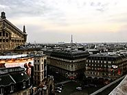 What To Do In Paris #2: Birds Eye View