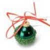 48 Simple Homemade Christmas Ornaments