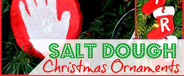 Headline for How To Make Salt Dough Ornaments