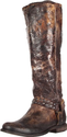 FRYE Women's Phillip Studded Harness Tall Boot