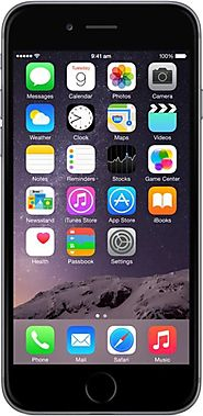 Apple iPhone 6 (Space Grey, 32 GB) @ Get upto ₹15,000 off on exchange | Lowest Price iPhone Sale