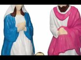 Outdoor Christmas Nativity Sets - New Ideas