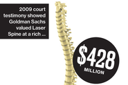 Patients Sue Back Surgery Company Laser Spine