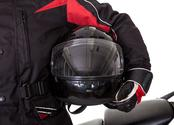 Always Wear Protective Motorcycle Gear - even During the Heat of Summer