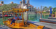 Revealing the Beauty of Dubai Sightseeing by the Best Dubai Holiday Packages