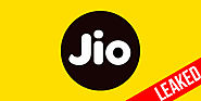 Reliance Jio subscribers details leaked