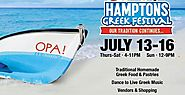 Hamptons Greek Festival