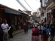 Witches Market – Bolivia