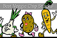 Top 5 Veggie Chips 2017