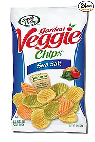 Sensible Portions Garden Veggie Chips (Sea Salt)