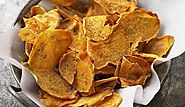 Best Healthy Veggie Chips 2017