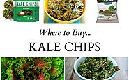Where to Buy Kale Chips Online